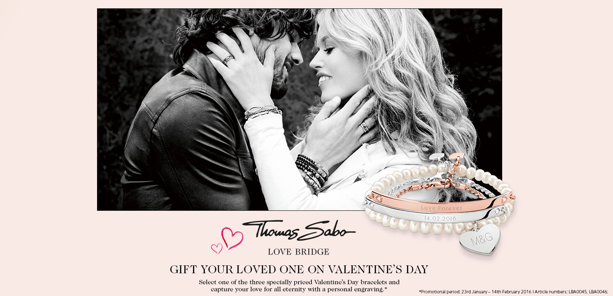 Thomas Sabo Valentines
