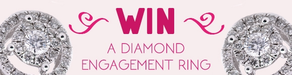 Win A Diamond Engagement Ring