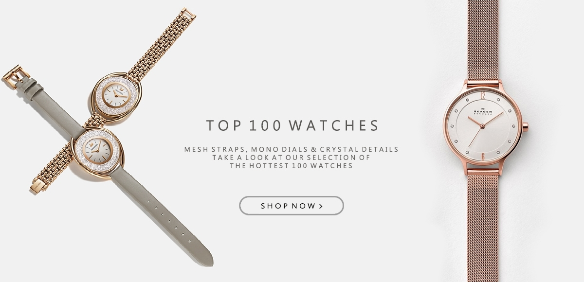 Top 100 Watches