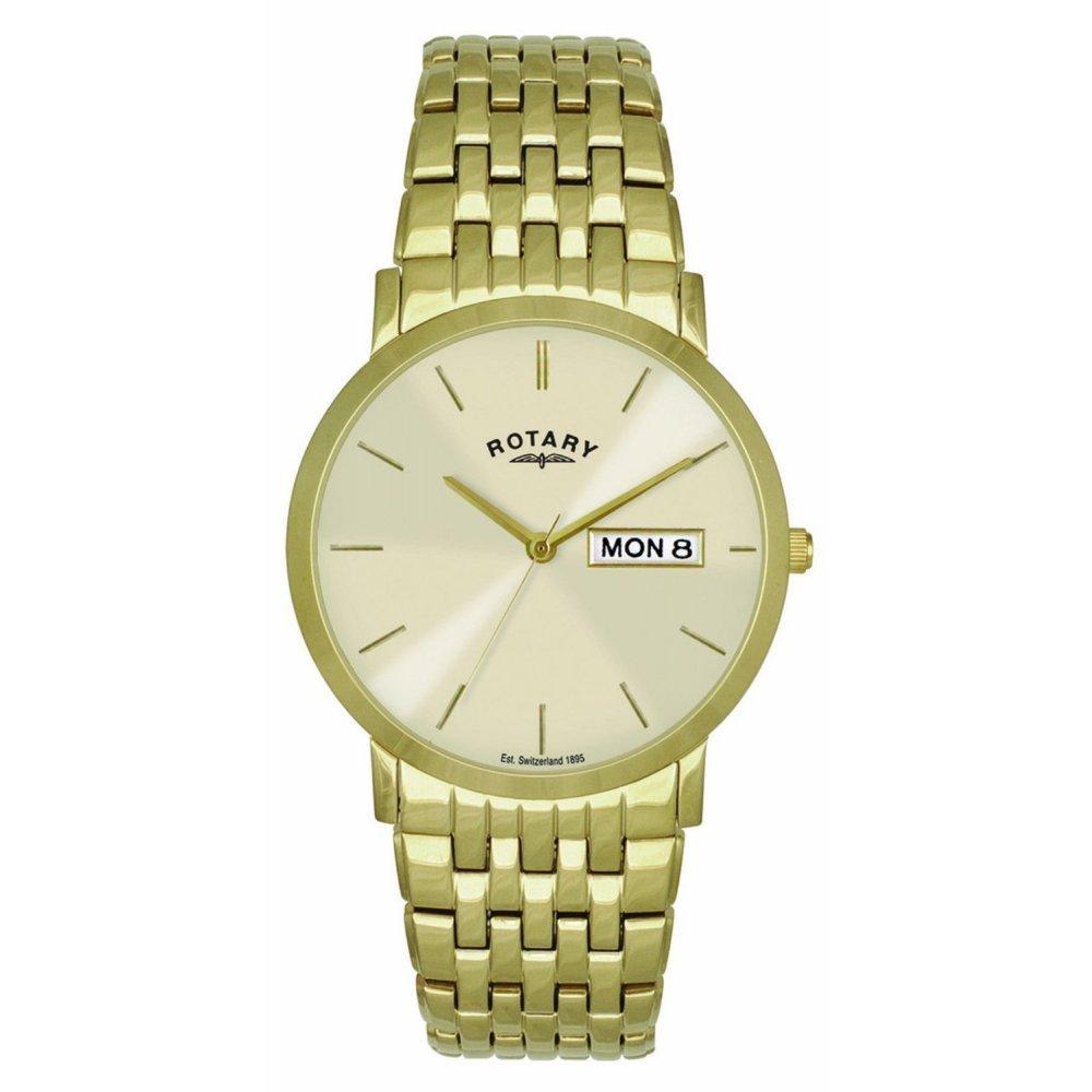 Gents Watches Golden