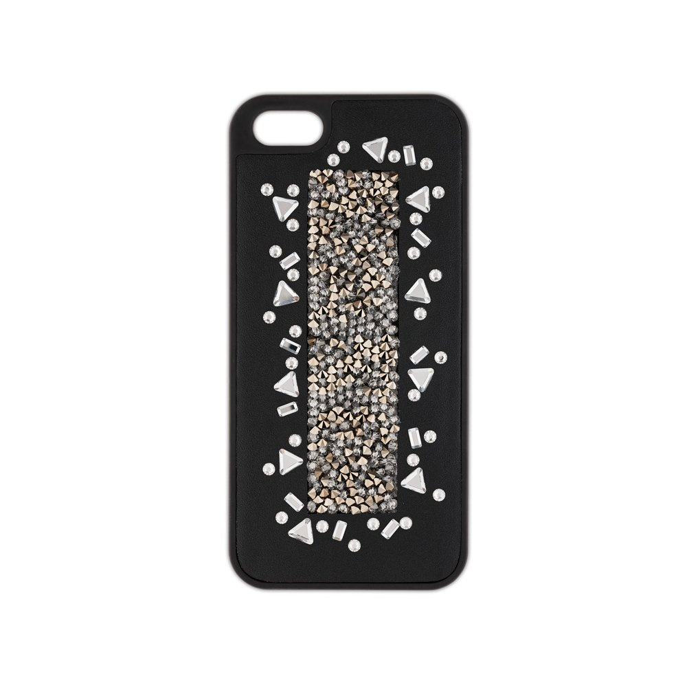 ... Black Leather Iphone 5 5s Incase P8106on Kate Spade Rotary Phone 5