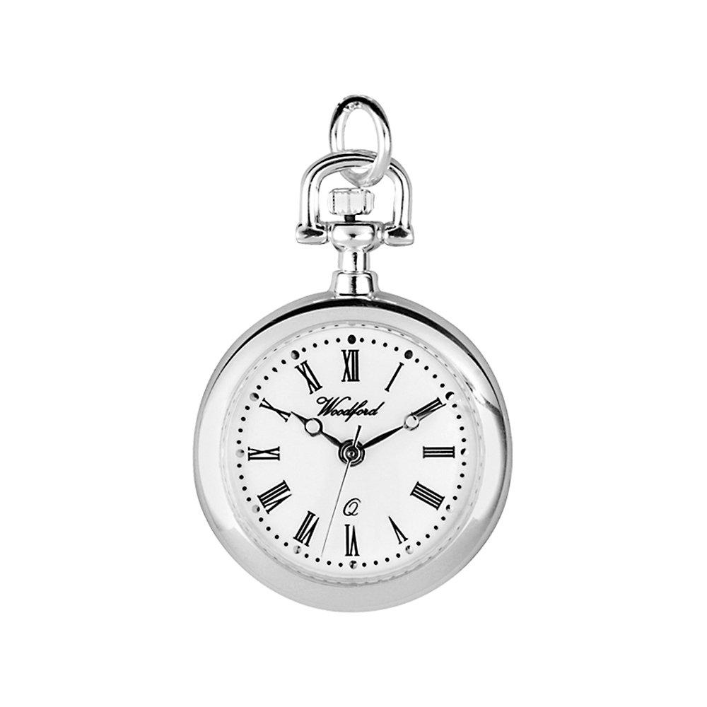 woodford chrome pendant white pocket woodford